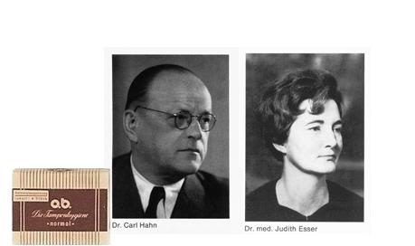 o.b.® tamponger historie - Starten på en revolusjon (1947)