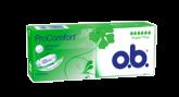 Bilde av en pakke av o.b.® ProComfort Super Plus tampong